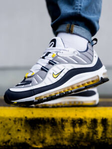 Air Max 98  Tour Yellow BNDS size 12