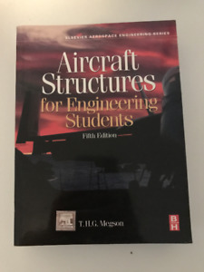 Aircraft Structures for Engineering Students *Great Deal!*