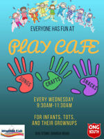 Play Cafe! - Grownup and Tot group!