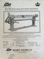 Belt Sander and Polisher (stroke)
