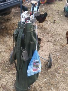 Doug sanders golf clubs
