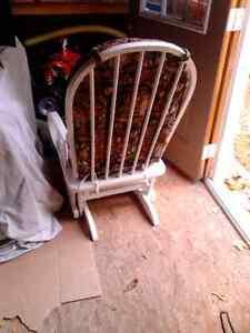 Chaises berçante pour chambre danfant Gatineau Ottawa / Gatineau Area image 4