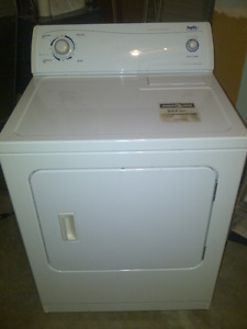 Inglis - Heavy Duty Super Capacity Dryer - White