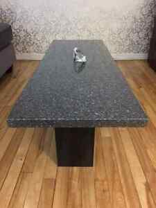 granit quartz table West Island Greater Montréal image 2