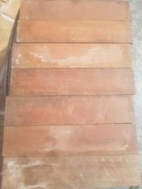 Teak parquet flooring second hand