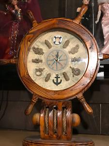 horloge spécial amateur bateau