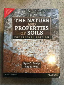 AGR 2320 The Nature and Properties of Soils 14th edition