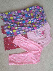 Girls size 6-7 pajamas, good condition, $15 obo