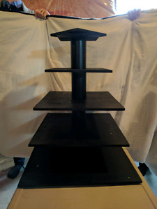 Cupcake Stand - Wooden, 5 tier