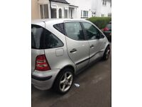 Mercedes a class mot till November needs a new door swap for focus or bigger car