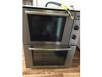 Gas oven with Separate Grill