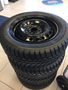 TOYO TIRES WITH STEEL RIMS (NEW PRICE)