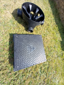Inspection chamber & manhole cover