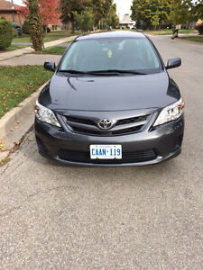2012 Toyota Corolla Other