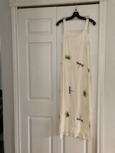 Ladies small summer dress