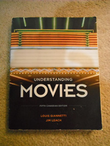 Understanding Movies (5th Edition) and Intro. to Film Studies