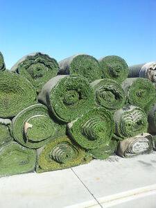 Used sports grass .50 a sq ft
