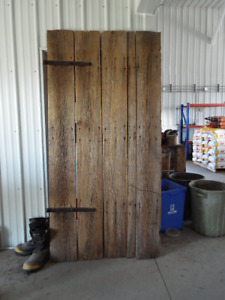 Barn Door - 100 Plus years old.