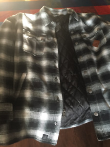 MENS HARLEY DAVIDSON RIDING COAT $150 OBO