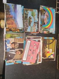 Joblot bundle postcards