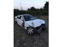 2012 Mercedes C220 AMG Plus White Coupe Auto - Damaged Repairable Salvage HPI Unrecorded Damage
