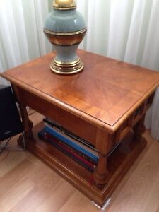 FS: Beautiful wooden chest  or night stand