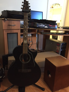 Cort EVL Acoustic-Electric Guitar for sale.