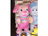 Fisher price dance and wiggle puppy RRP 45