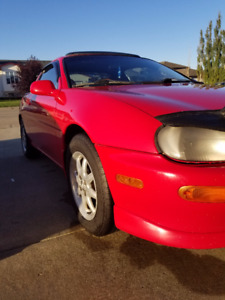 NEED GONE!! 1992 Mazda MX-3