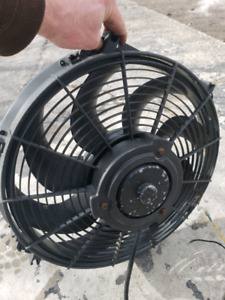 Electric Cooling Fan. Universal fit