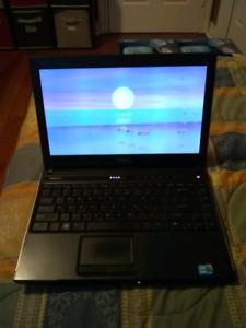 Dell laptop for sale (intel prosessor)