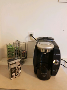 Tassimo and extras