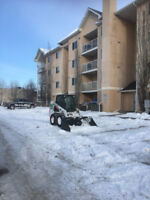 N.A.S.A. Bobcats commercial residential snow removal services