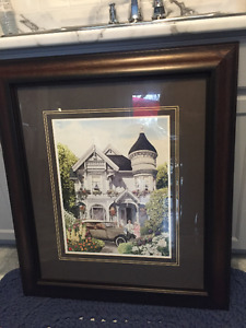 Large Walter Campbell Print