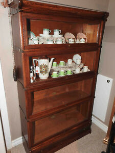 antique barrister bookcases 2, 3 and 4 levels sections Oakville / Halton Region Toronto (GTA) image 1
