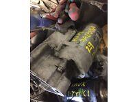 Kia Sedona 2.9 diesel starter
