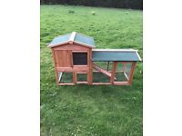2 Tier Rabbit Hutch