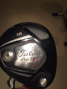 Titleist 910 - 3 wood (RH)