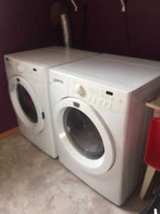 Washer and Dryer - AAAA Condition - Frigidaire Affinity Series