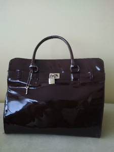 Women's Murval Handbag Dk. Brown Handheld MOVING SALE!!