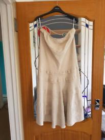 Long Linen Skirt - Size 12/14