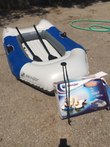 Sevylor Coleman Colossus 2-person Inflatable Boat