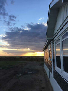 New Acreage directly off the #1 West for Rent!