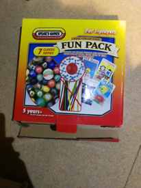 Game pack of 7