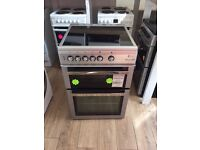 *****Flavel Milano E60 60cm ceramic top cooker 3 months old*****£15 Off***Free Delivery*Fitting