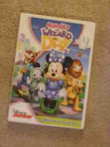 7 Mickey Mouse Clubhouse + 1 Jake & the Neverland Pirates dvds Peterborough Peterborough Area image 2