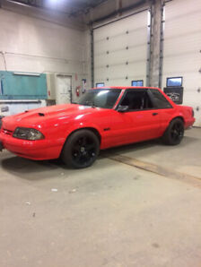 1993 Ford Mustang 5.0
