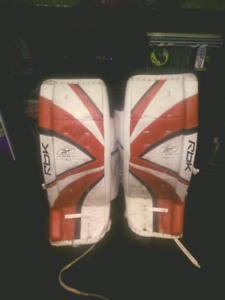 Goalie equiptment for sale