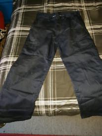 Brand new builder works mechanics trousers