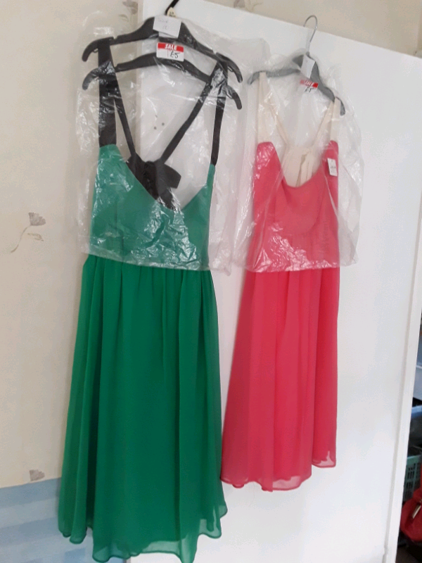 Ladies dress two colours 8,10,12 sizes designer labels sale on this i | in  Bedford, Bedfordshire | Gumtree